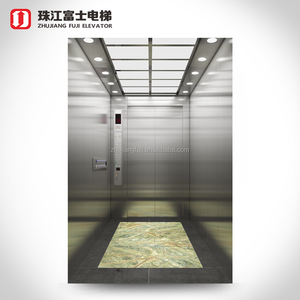 New Fuji Brand Complete Cheap Price Good design cheap passenger hospital elevator size