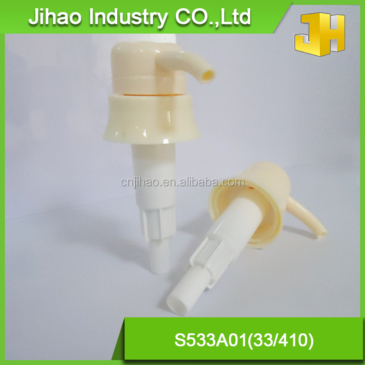 Super Quality Plastic Lotion Pump 33mm for Shampoo bottle