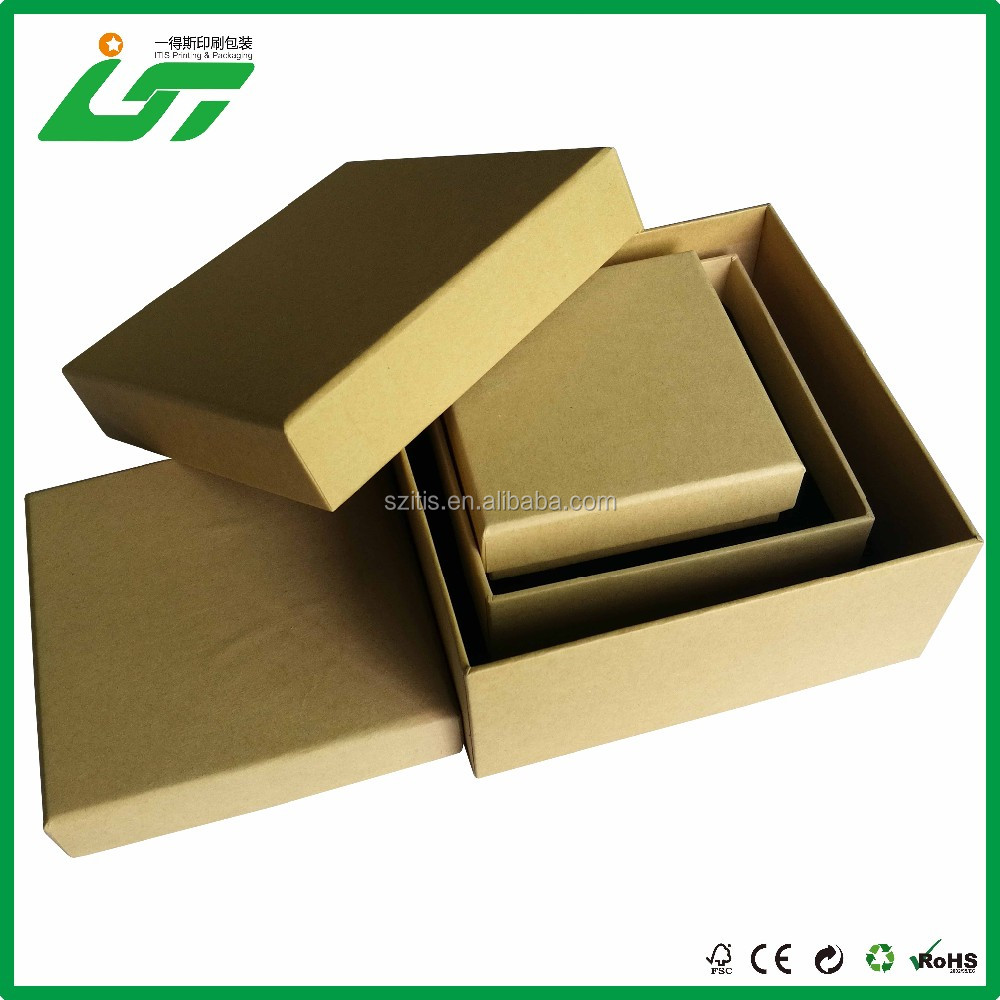 High quality lid and base shoes box wholesale in Shenzhen