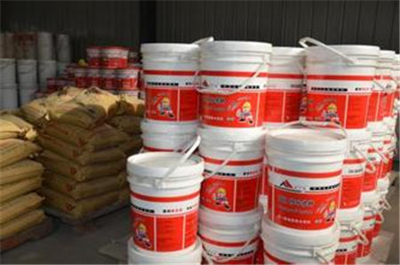 JS High-polymer High Polymer Modified Cement Elastic Waterproofing Coating