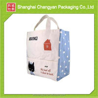 canvas cotton bag (COT-021)