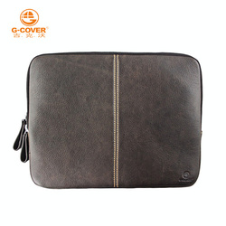 genuine leather case for 9.7-10.1 inch tablet