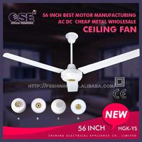 "Multifunctional large noiseless ceiling fan national type ceiling fans 56"" wholesale ceiling fans modern with high quality"