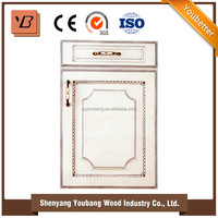 Industry leading well design kitchen cabinet skins from china