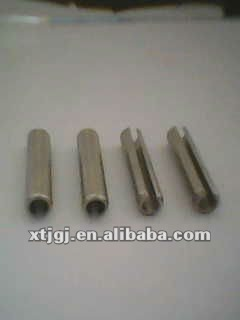 DIN1481 stainless steel M2.5*2mm--M12*60mm spring pin