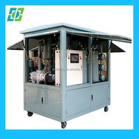 ZYD Series Double Stage High Vacuum Insulating Oil Purifier