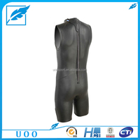 Summer Classical Sleeveless Vest Shorts Surfing Neoprene Wetsuits