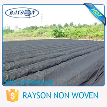 Durable PP Nonwoven Agriculture Mat Weed Control Fabric