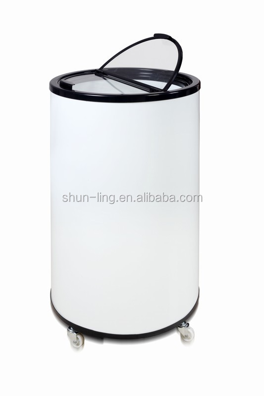 Electric Can Cooler ~ Shunling new arrival l energy drink round beverage