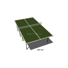 Best Selling Cheap Outdoor Folded Portable Table Tennis Table Pingpong Table