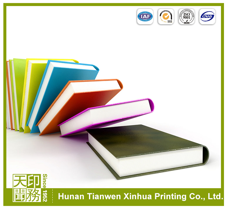 Newest Colorful Custom Child Softcover Book Printing