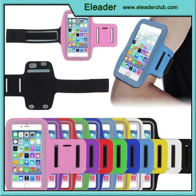 Sports Armband Running Outdoor Sports arm holder for iPhone 5 6s Samsung Galaxy
