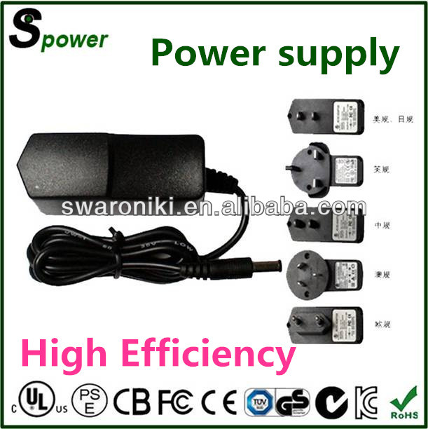 Manufacture 12v 0.5 amp power supply with High Efficiency