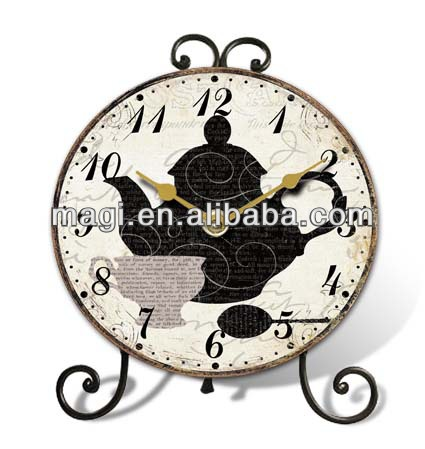 New Style Antique Decorative Bedside Table Clock