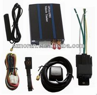 Vehicle GPS GPRS Tracker with Real Time Software