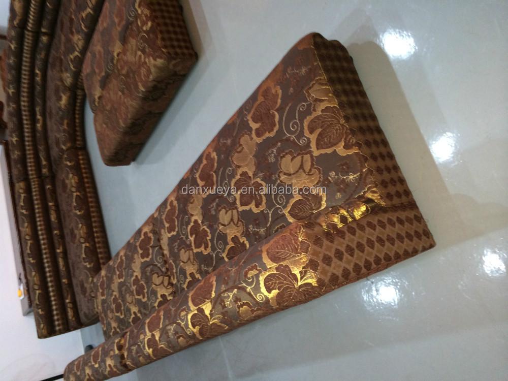 Buy Furniture On LineArabic Jeddah Dubai Pakistani Traditional Floor Fabric Corner Sofa In Living Room