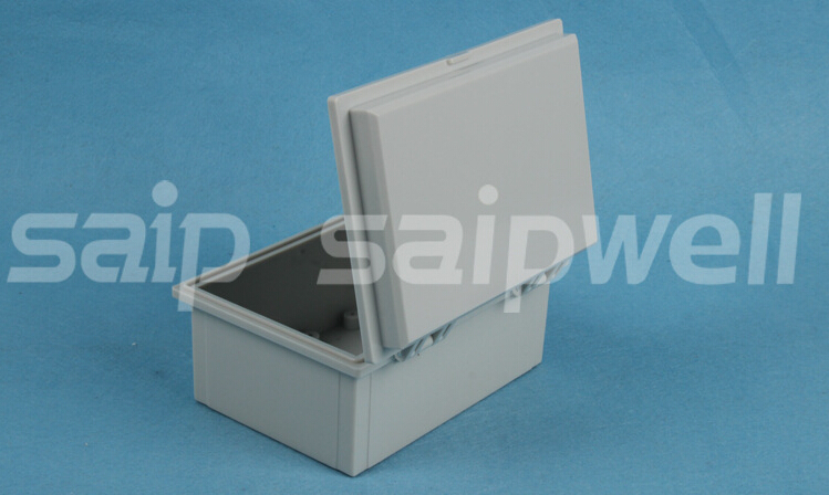 SAIP/SAIPWELL Wholesale 140*160*80mm IP65 Electrical ABS Waterproof Outdoor Box