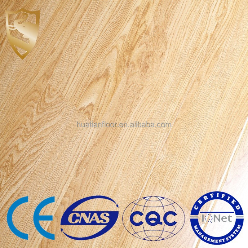 SGS glueless affordable durable laminates wood