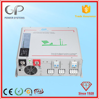 GP 1kw to 6kw Pure Sine Wave Off Grid Hybrid Solar Power Inverter 2000 watt