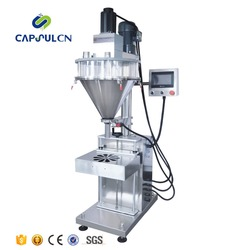 CN-HZFA Semi Automatic Small Powder Filling Machine/ Granule Filling Machine