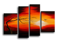 Wholesale Handmade Abstract Wall Art Picture Canvas Painting