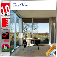 Australian standard impact resistant fixed glazing electric house windows