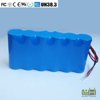 lithium battery 18650 li-ion battery pack 4500mah
