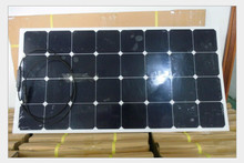 Best Sale 100W sunpower flexible Solar Panel Mini thin film solar panel
