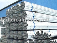 BS1387 hot galvanized steel pipe