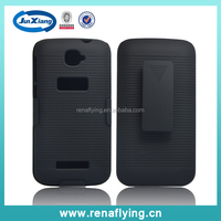 2014 hot selling mobile phone accessory belt clip case for alcatel c7