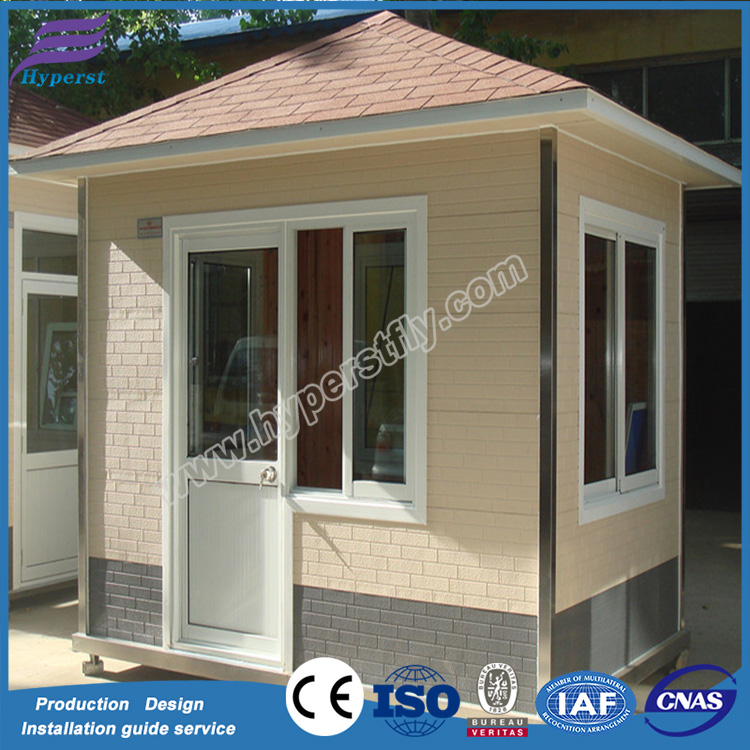 Prefab Demountable Military Container Sentry Box