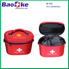 BK-K07 Customized Fashionable Workplace Promotional First Aid Medical Kit/ Earthquake Survival Kit Waterproof Backpack