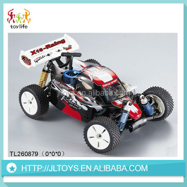 rc petrol car toy 1:16 off road r/c oil car rc car