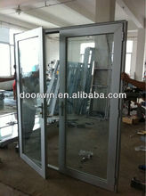 Professional and competitive aluminum double swing doors