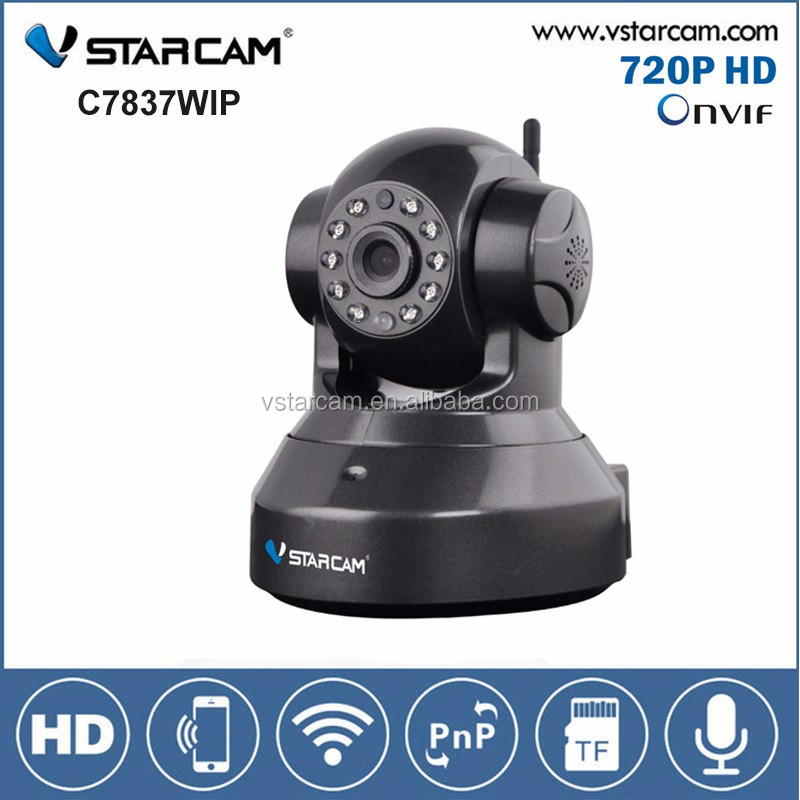 High quality VStarcam 720P android phone view wifi ip camera