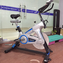 2017 Commercial Magnetic Swing Spin Bike Gym Exercise Bike Commercial Indoor EquipmentSwing Spin Bike