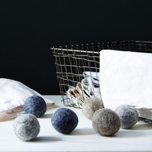 High Quality Laundry Dryer Ball Made Of Wool/Wool Dryer Ball