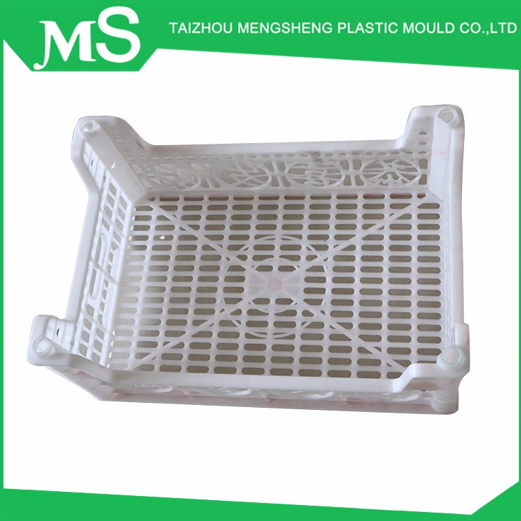 Advanced OEM Customized Crate Plastic Mould Injection