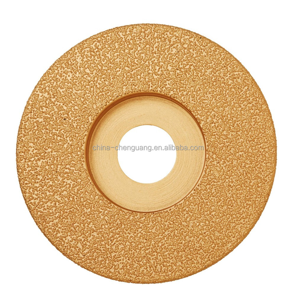 Diamond Grinding Wheel size 4-7 inch for Grinding cast iron and metal profile