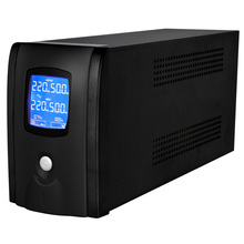 overload protection home ups with avr 220vac lcd backup 1000va offline home ups