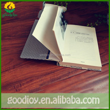 Professional factory composition book protective cover a4 pu leather cover notebook