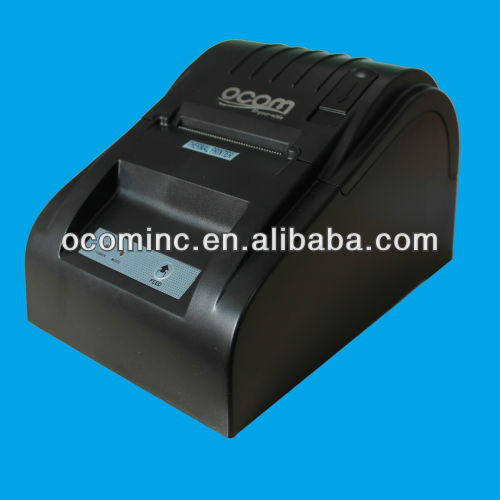 Hottest Android Tablets Connected USB Thermal 2 Inch 58mm Android Thermal Printer/ Barcode Scanner Label Printer(OCPP-584)