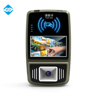 EP_Q6 Good Quality 5.1inch LCD Screen Android Bus RFID Validator with QR Code Engine
