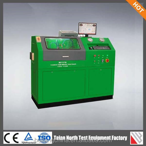 Diesel engine testing equipment to repair common rail injector pump