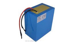 Deep cycle 24V 40Ah LiFePO4 battery Pack lithium ion car battery