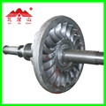200kw power plant pelton turbine speed governor