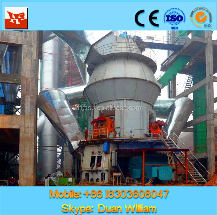 Whole Process for clinker grinding station