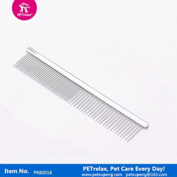 As Seen On TV Pet Grooming Tools Dog products Metal Steel Pets Comb PR80018