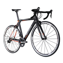 2017 New 700C Road Racing Bicycle Complete Carbon Road Bike AERO007