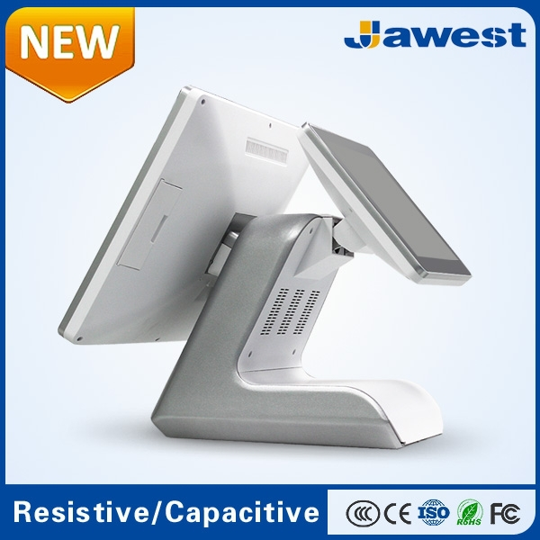"15"" Touch POS Terminal Aluminum Housing for Restaurant"